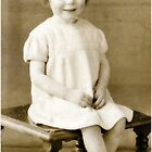 1943 My little sister by Woodie