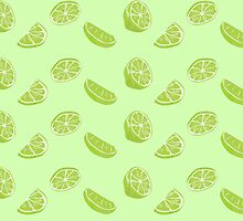 Lime Print by luckylucy