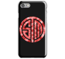 Team Solo Mid Red Clouds iPhone Case/Skin