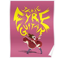 Jane Eyre Guitar Poster