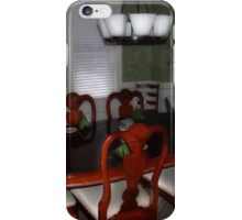 Fancy Dining iPhone Case/Skin