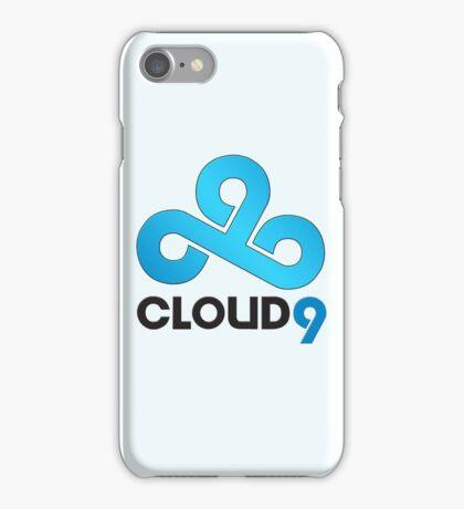 Cloud 9 - Sleek Gloss iPhone Case/Skin