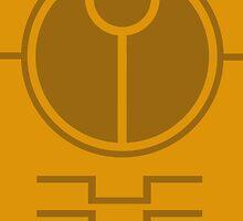 Tau Fire Warrior Human (aka Gue'vesa) by trekker23