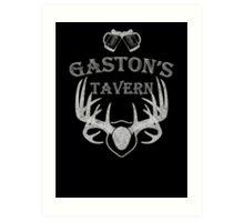 Gaston's Tavern Art Print