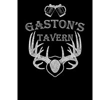 Gaston's Tavern Photographic Print