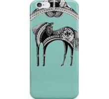The dark horse iPhone Case/Skin