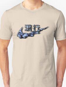 Chinese Sneak Blue Digital Camo T-Shirt