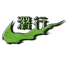 Chinese Sneak Green Snake Skin by SNEAKexe