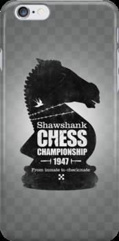 Shawshank Chess Comp by rubyred