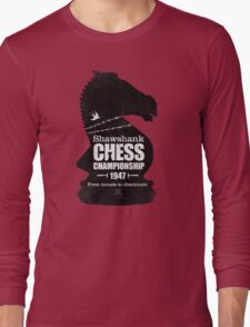 Shawshank Chess Comp Long Sleeve T-Shirt