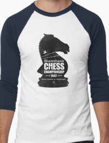 Shawshank Chess Comp Men's Baseball ¾ T-Shirt