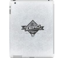 ZERO Hero iPad Case/Skin