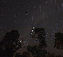 Startrail by Joel Bramley