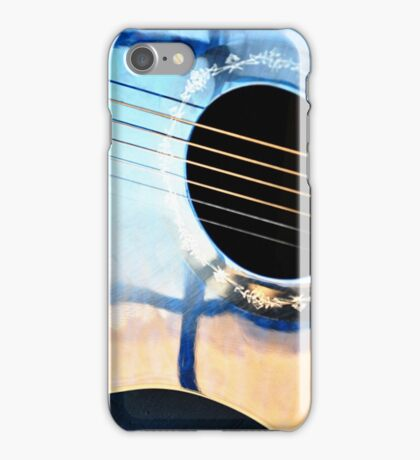 Musical Reflection iPhone Case/Skin