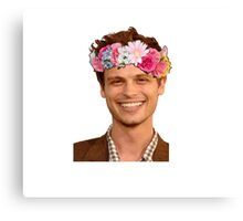 matthew gray gubler Canvas Print