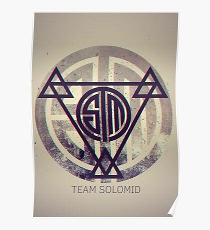 TSM Grunge Poster