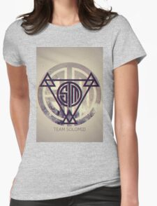 TSM Grunge Womens Fitted T-Shirt