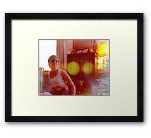 The Other Side Framed Print