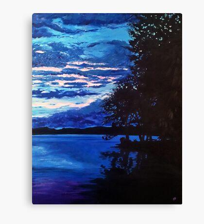 Landscape with Infinite Spirit Canvas Print