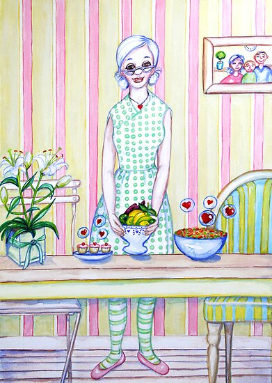 Granny Content Series 1 by Lorna Gerard