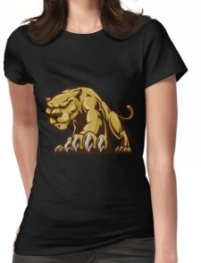 Jaguar Style Womens Fitted T-Shirt