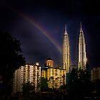 ...the rainbow... by Geoffrey Dunn