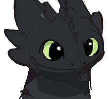 Toothless by Only-Human