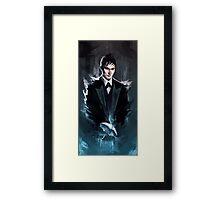 Gotham - The Penguin Framed Print