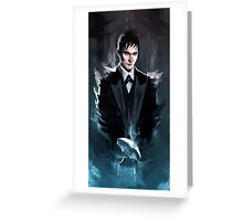 Gotham - The Penguin Greeting Card