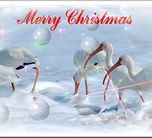 White Christmas by Donna Adamski