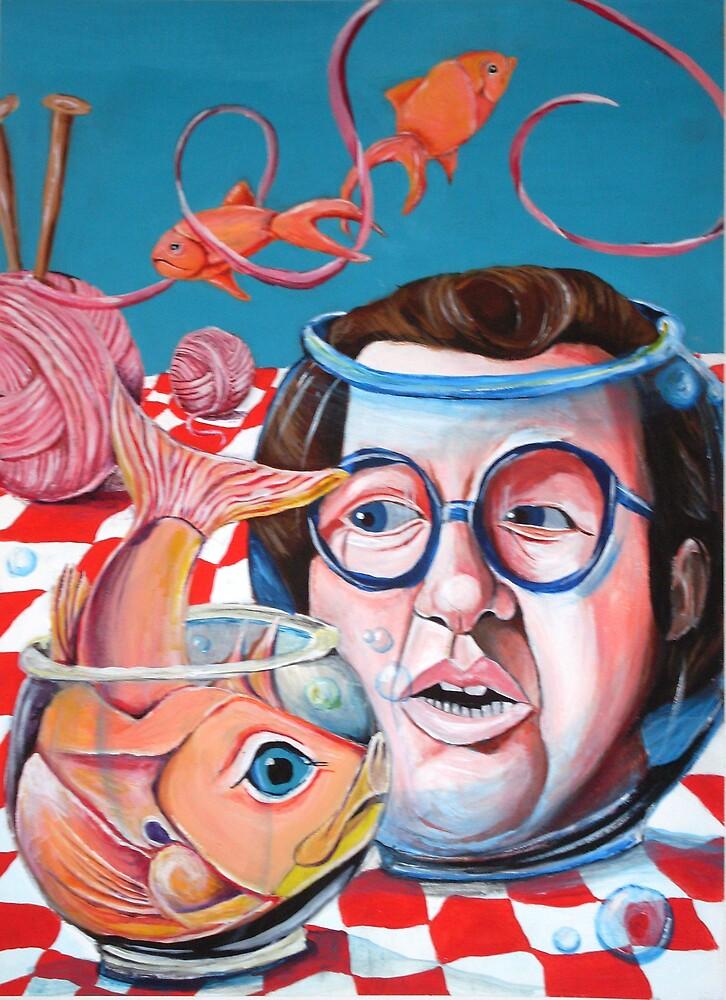 Fishbowl by Amanda  Van Buren