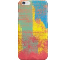 A Colorful Abstract iPhone Case/Skin