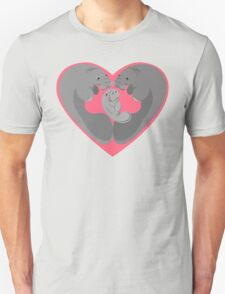 Love Manatees - Protect What You Love T-Shirt