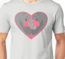Love Manatees - Protect What You Love Unisex T-Shirt