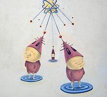 Synchronicity by Amanda  Van Buren