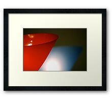 American Contemporary Framed Print