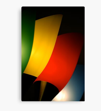 Contemporary Lighting Canvas Print