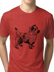 TERRIER Tri-blend T-Shirt