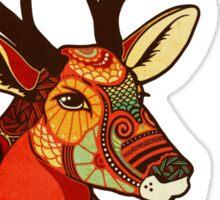 The Deer Sticker