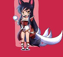 Ahri - League of legends by Unsigned