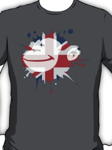 Monkeysplat UK T-Shirt