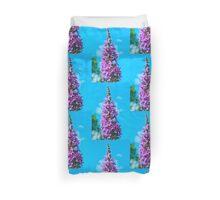 Flower Tower Duvet Cover