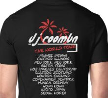 "DJ Roomba ""World Tour"" Merch T-Shirt Unisex T-Shirt"