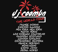 """DJ Roomba """"World Tour"""" Merch T-Shirt Unisex T-Shirt"""