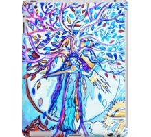 My Soul Sings to the World iPad Case/Skin