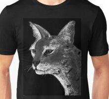 Stare Down B/W Tee Unisex T-Shirt
