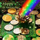 St. Patrick's Day by WildestArt
