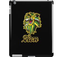 IRON LION ZION iPad Case/Skin