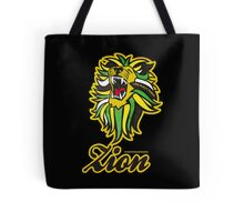 IRON LION ZION Tote Bag