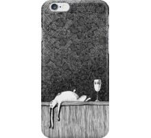 Gertrude do not drink! iPhone Case/Skin